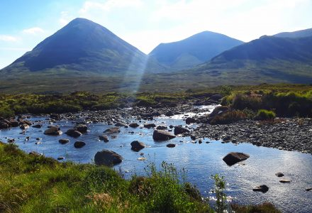 Skye – eine Insel mit vielen Gesichtern